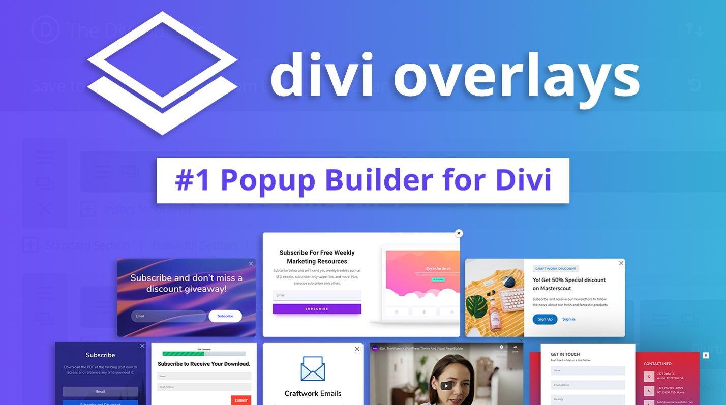 Divi Overlays (plugin)